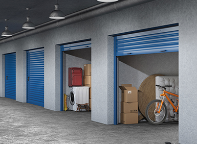 Services: Storage Solutions (Long and Short Term) at Armstrong The Mover