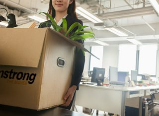 Commercial, Office and Corporate Moving and Relocation at Armstrong The Mover