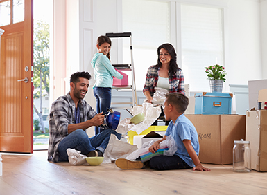 Services: Local Moving with Armstrong The Mover