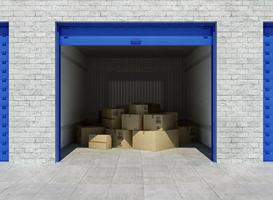 Storage & Packing Available at Armstrong The Mover